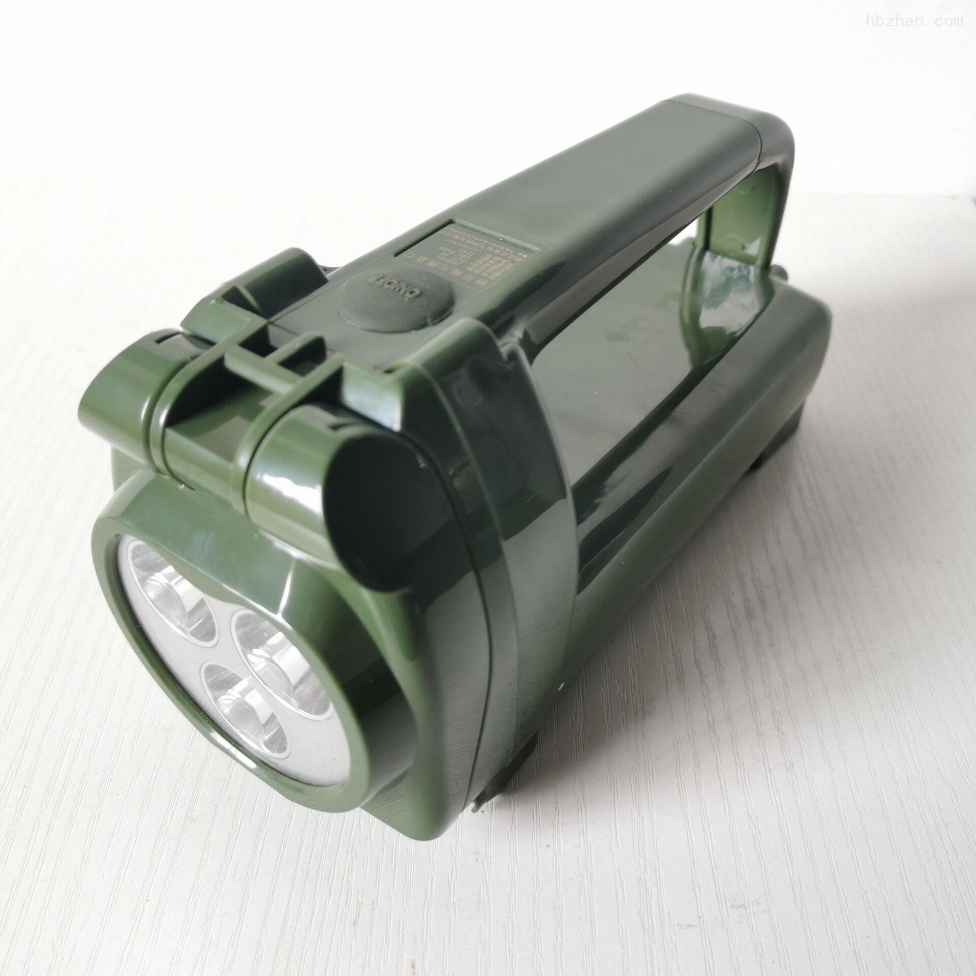 磁力手摇发电探照灯XZY2806单兵应急搜索灯