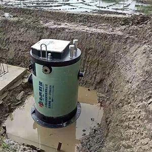 智能预制一体化泵站设备优点玻璃钢质保2年