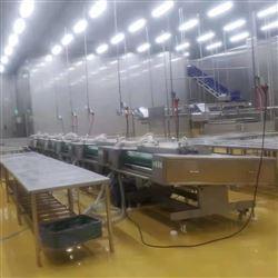 FGL-XDTD饭堂高压消毒清洗中央洗消系统