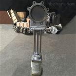 PZ673W-10NR气动高温刀型闸阀2520气动耐高温排渣阀310S