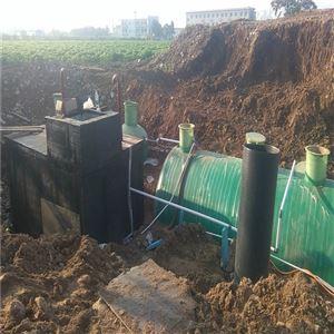 HR-SPJG酱菜厂废水处理设备