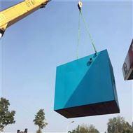 xy浴池废水处理设备安装说明