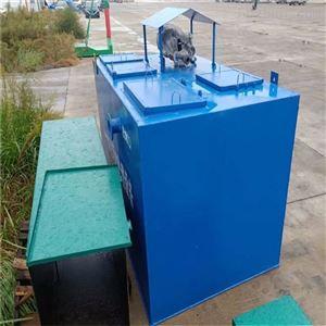 HR-SP奶制品加工一体式废水处理设施