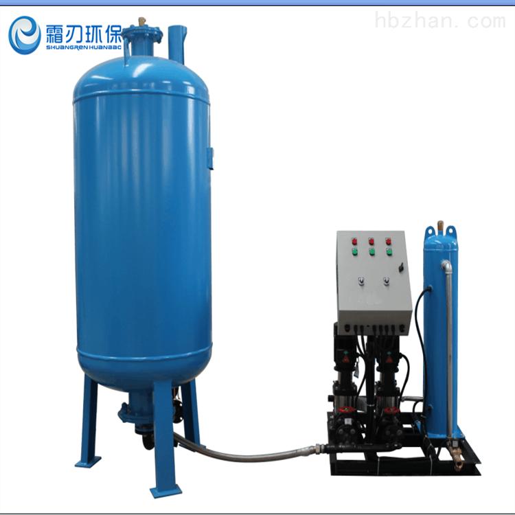 定压排气补水装置  单罐双泵控制系统