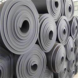 DN10-DN30难燃橡塑保温板厂家大量供应