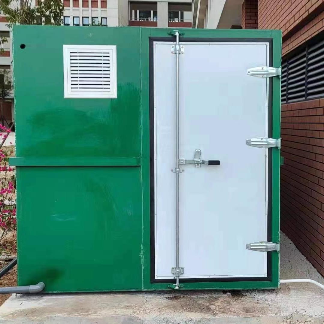 医学实验室楼污水处理系统