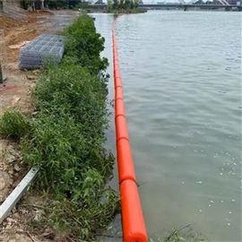 FT200*1000水上大跨度距离的水电站拦污排安装使用