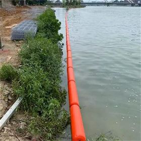 FT200*1000水面垃圾拦截塑料浮筒