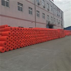 FT300*800柏泰塑料拦污浮排有效改善河道生态环境