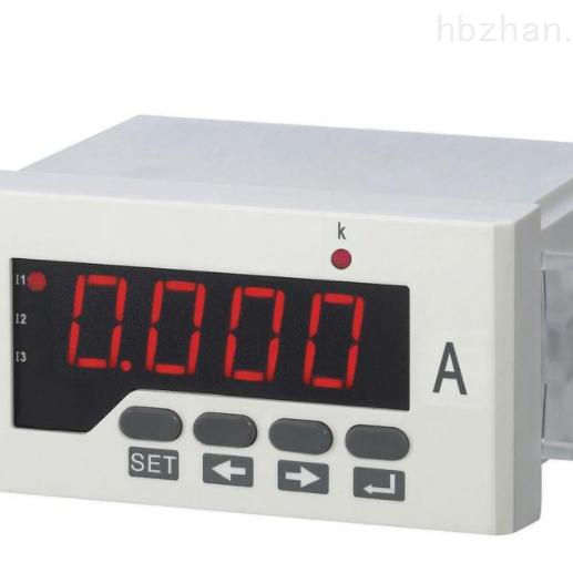 智能单相交流电流数显表Cj-180c-e1a