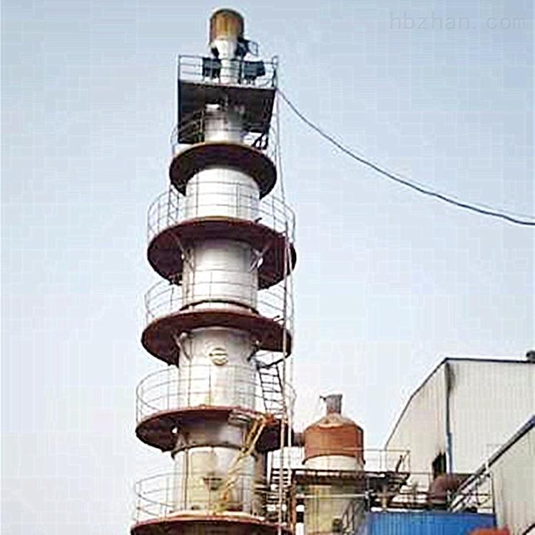 厂家专业制作废气处理设备防腐脱硫塔