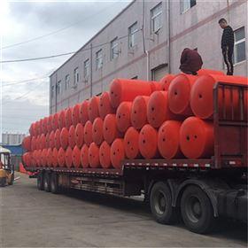 FT400*1000取水口拦污浮排拦截水面拦截漂浮物