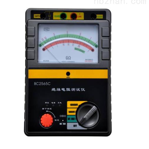 指针式高压绝缘电阻测试仪2503