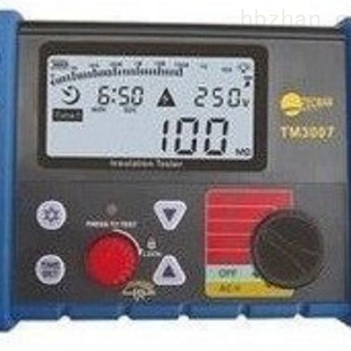 数字式高压绝缘电阻测试仪GH-6303