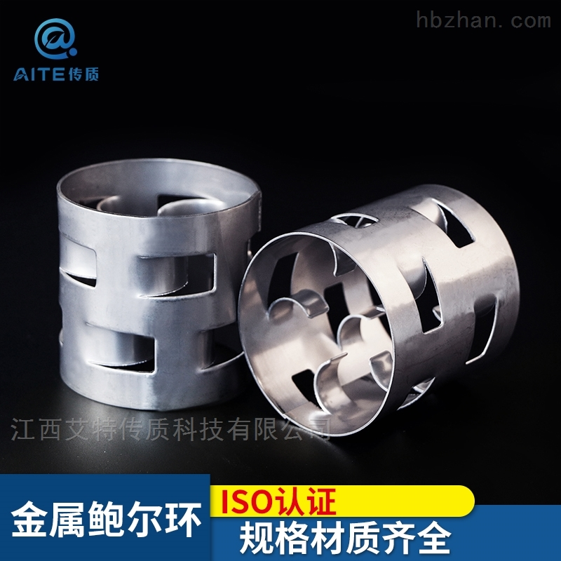 金属鲍尔环填料喷淋塔填料