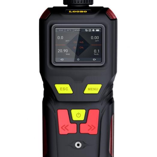 LB-MS4X有害气体的检测仪