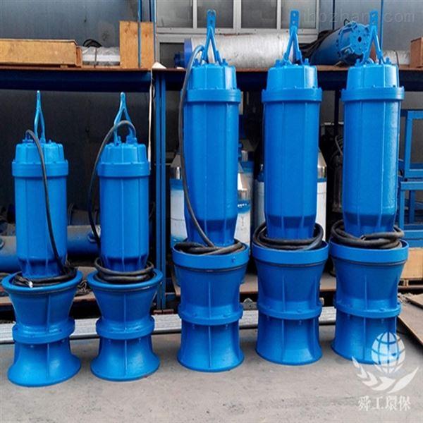 浮筒式轴流泵