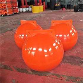 FQ300内河串联式警戒线塑料浮球