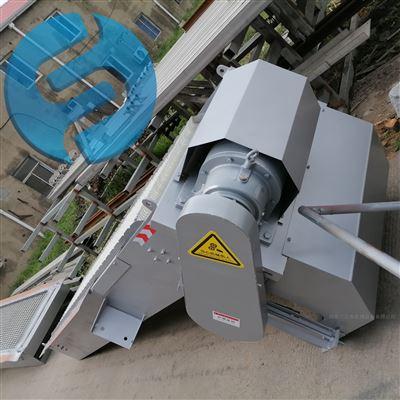 GSHZ泵站格栅除污机 排涝站回转式格栅清污机