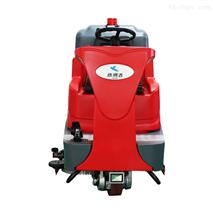 意得洁商用电动大型驾驶式洗地机