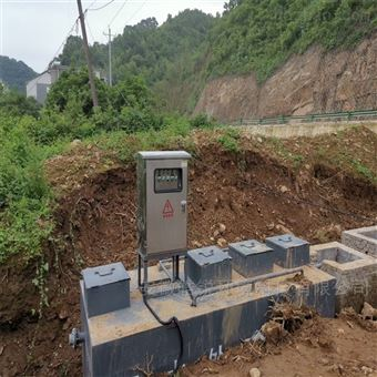 安徽农村生活污水处理设备