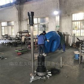 FXB-0.75浮筒曝气机 南京厂家