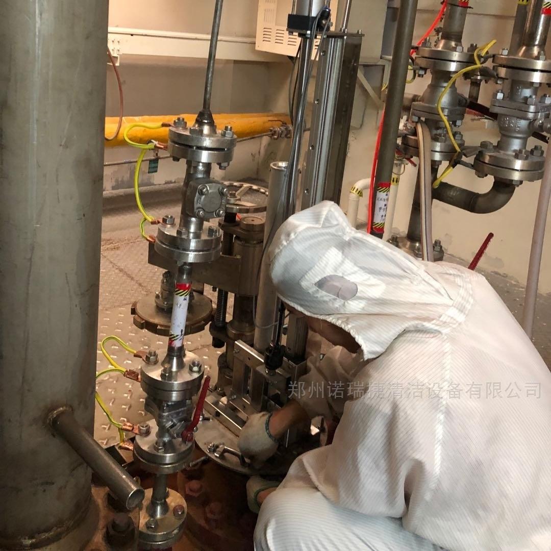 反应釜全自动清洗机、清洗系统