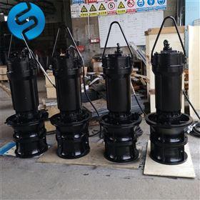 ZQB350潛水軸流泵如何安裝