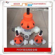 PVDF背压阀安全阀