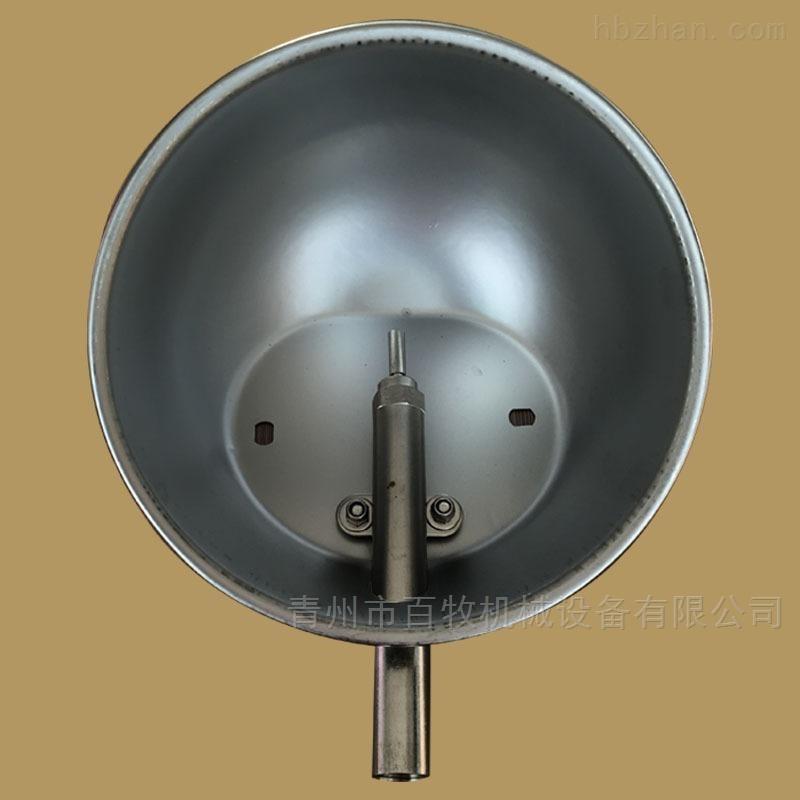 猪用不锈钢水碗规格尺寸
