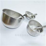 不锈钢养猪水碗安装方法