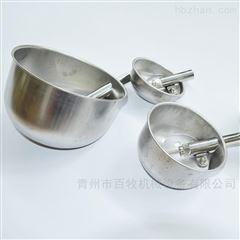 猪用节水碗的安装步骤