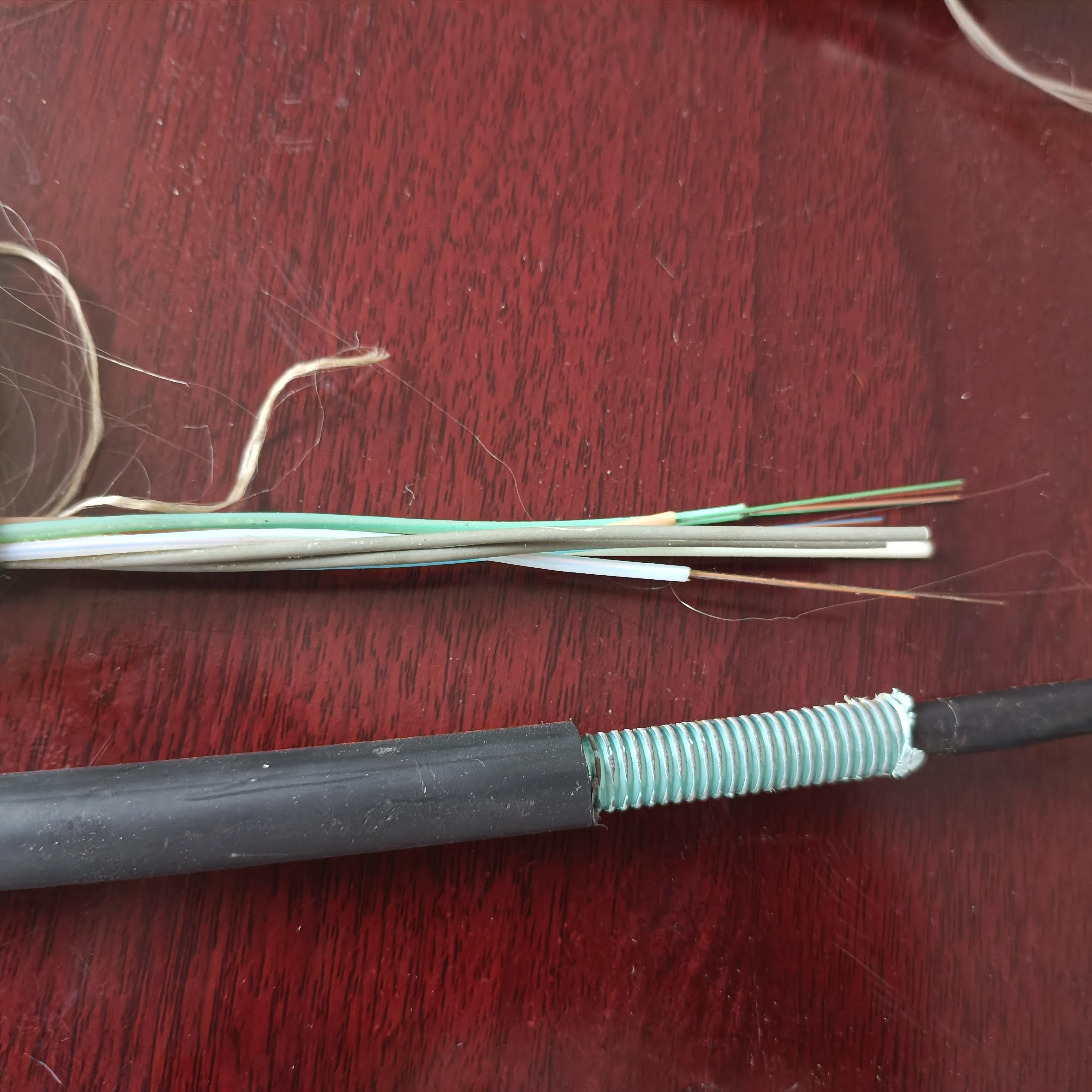 GYFTZY非金属阻燃光缆8B1现货供应