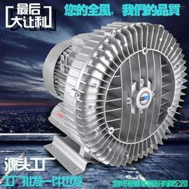 RB包装机械高压风机2.2kw风机工作原理