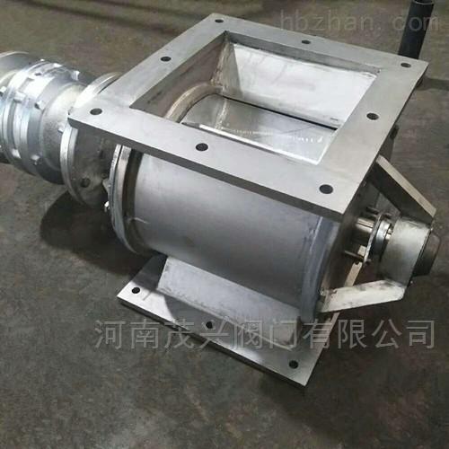 不锈钢高温防爆星型卸灰阀