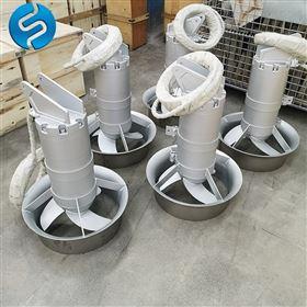QJB不锈钢潜水搅拌机如何选型