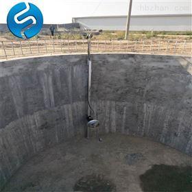 水解酸化池潜水搅拌机工作原理