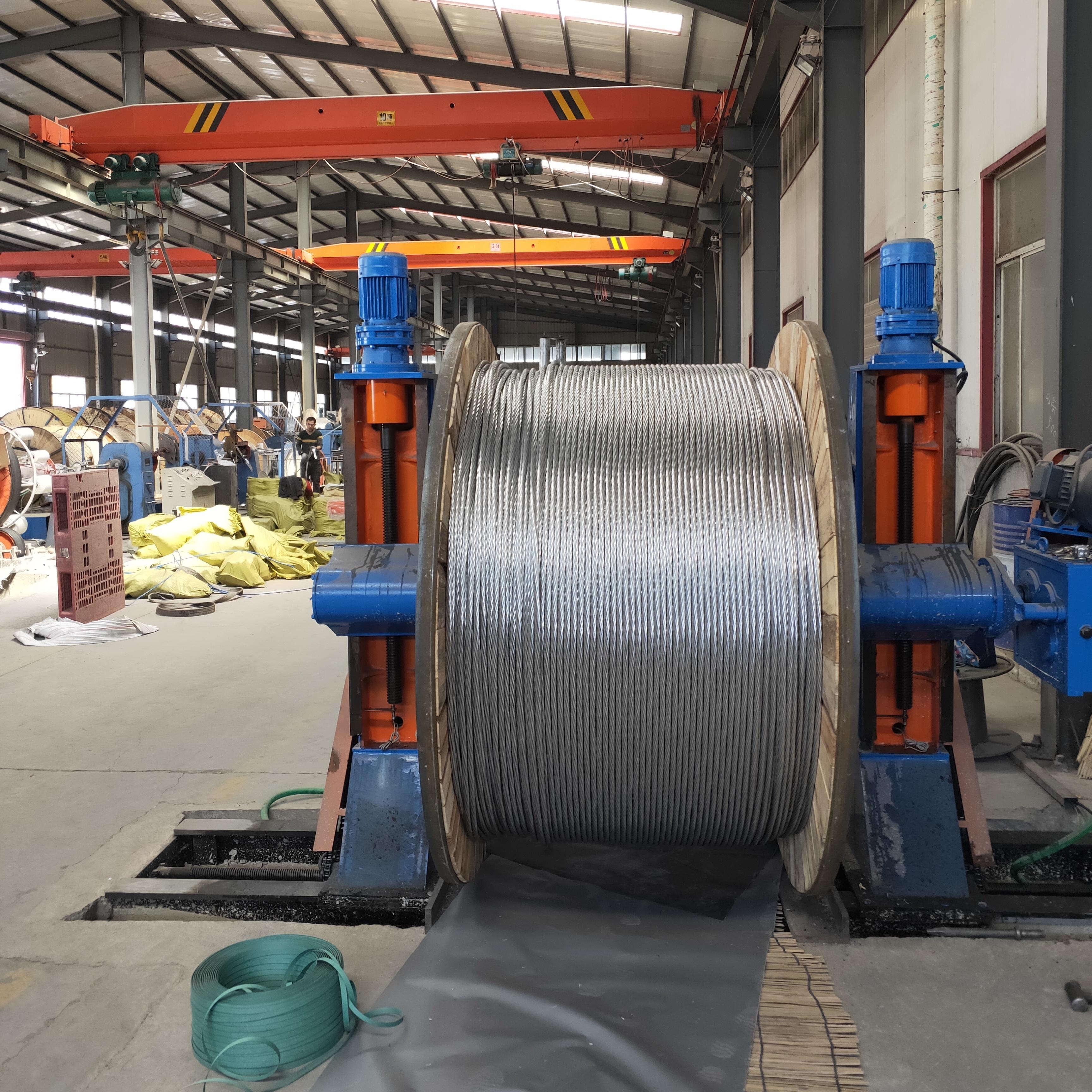 现货JLB40A-080铝包钢绞线