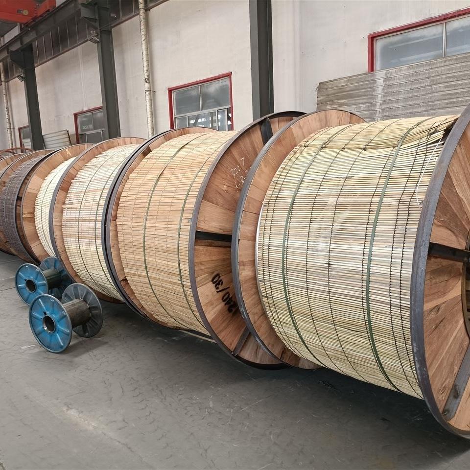 生产厂家JLB40A-100铝包钢绞线