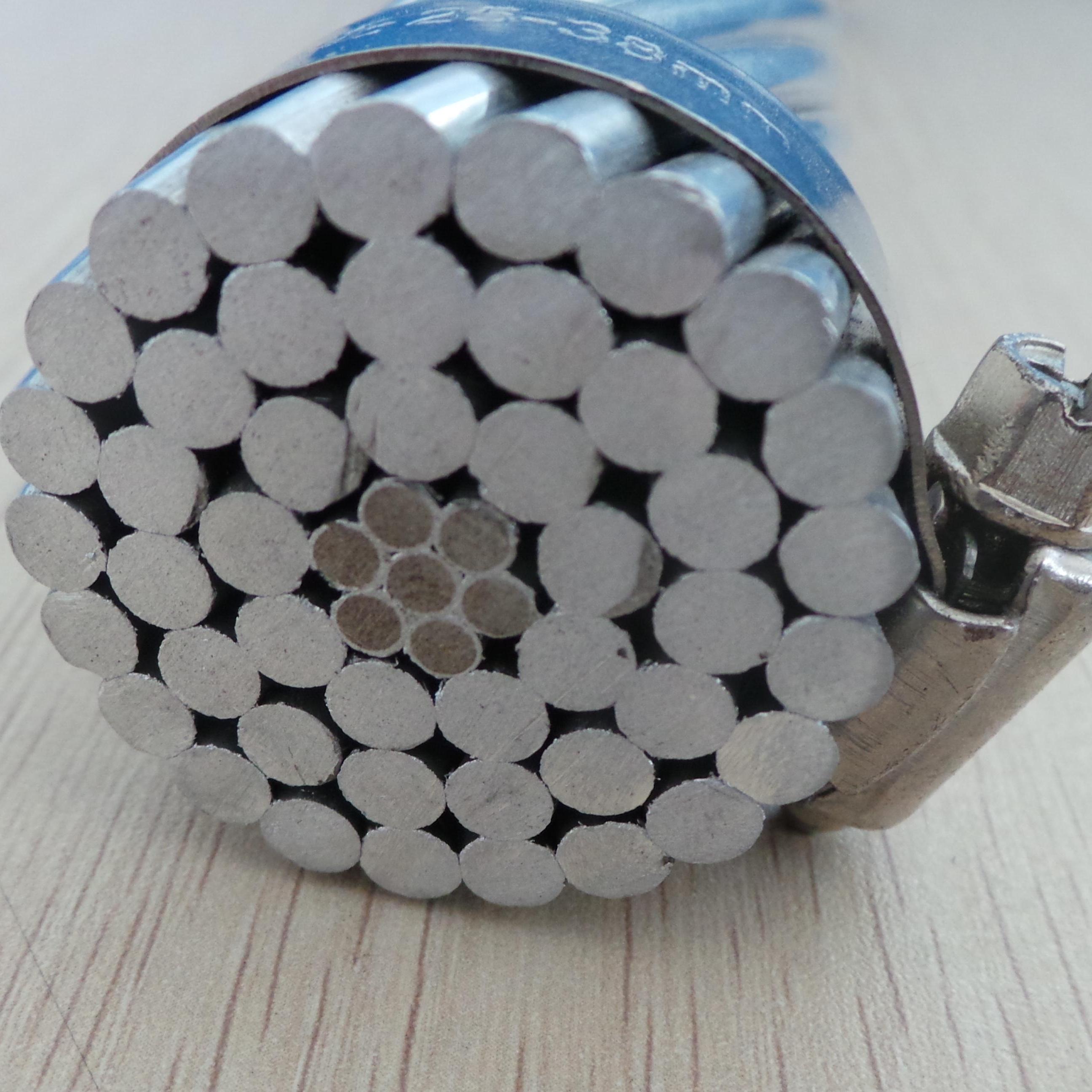 生产商JLB40A-100铝包钢绞线