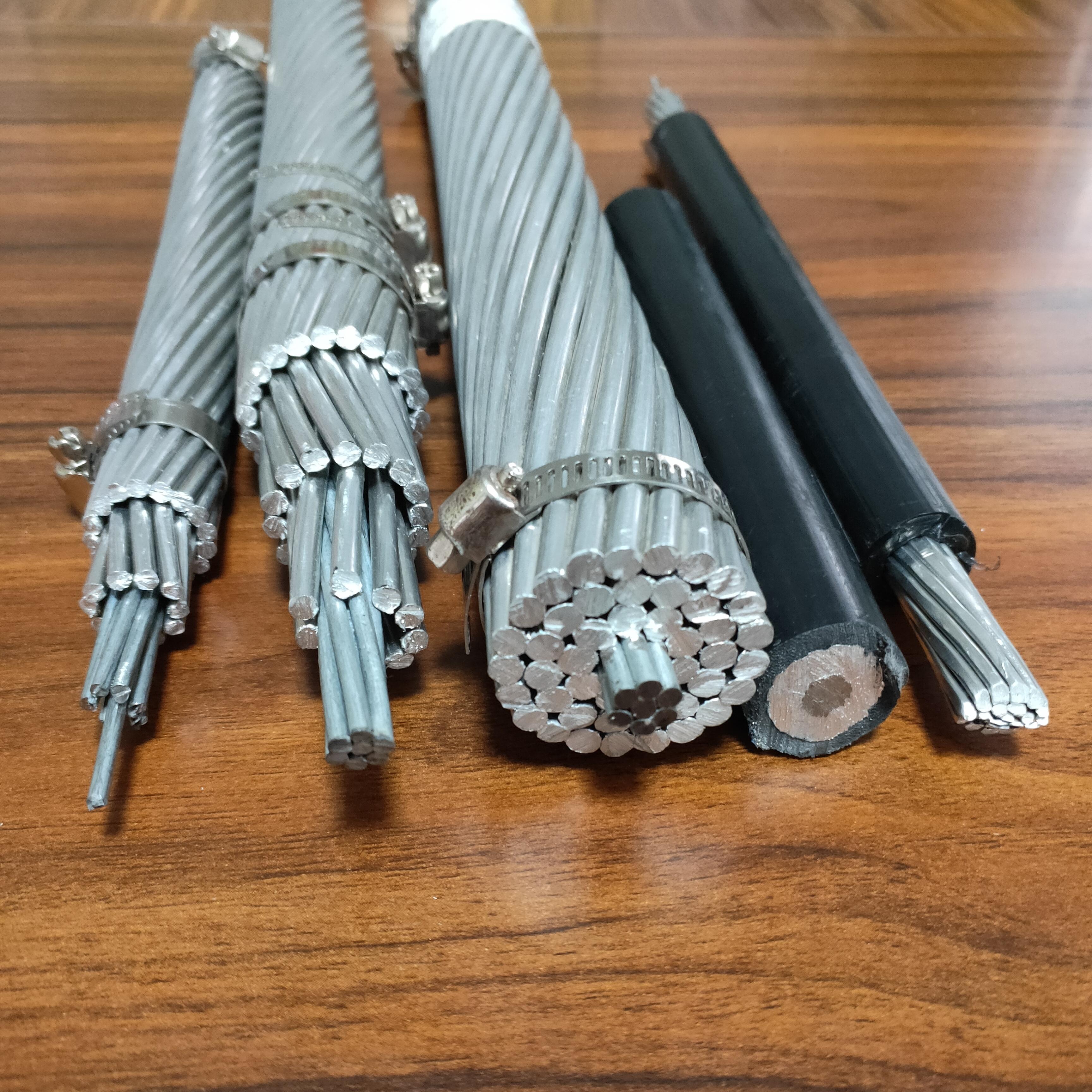 低价批发JLB40A-115铝包钢绞线