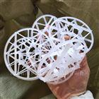 塑料散装填料 海水脱硫塑料雪花环