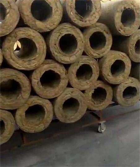 钢套钢蒸汽输送岩棉保温钢管厂家