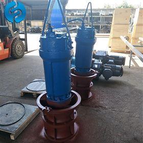 ZQB立式潛水軸流泵參數