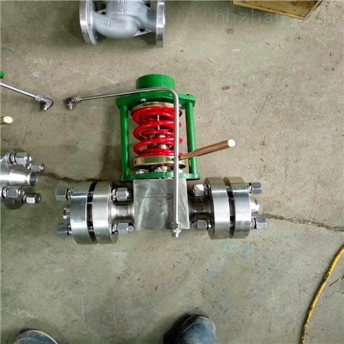 自力式波纹管平衡减压阀