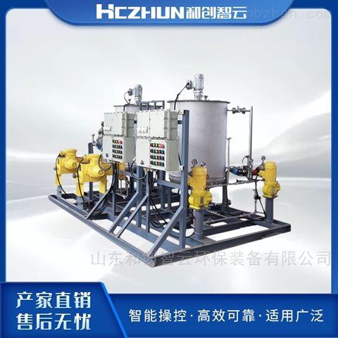 高锰酸钾投加系统/水厂应急除藻设备
