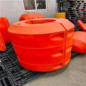 FT1100*1100管线浮体夹管道浮筒