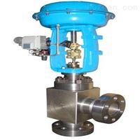 ZMAS气动角型高压调节阀