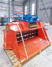 DH3-23DS土壤破碎筛分铲斗助力修复工业污染土