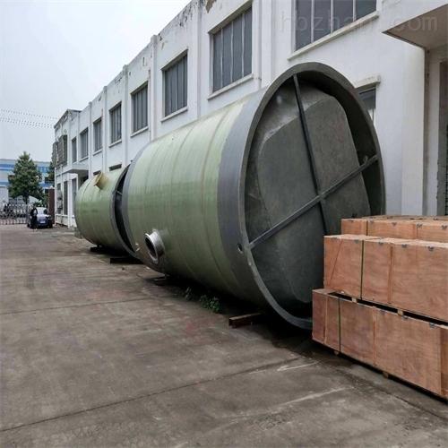 一体化雨水提升设备性能